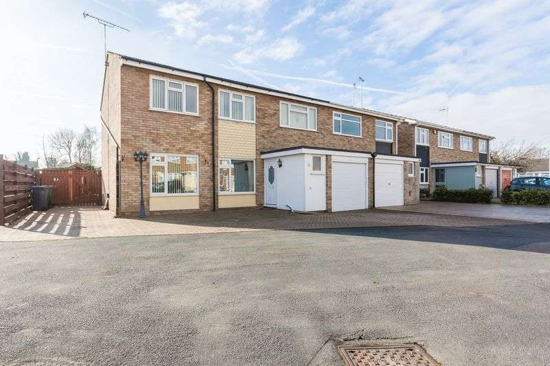 4 Bedrooms Semi Detached House for sale in Cornwall Gardens, Rochford