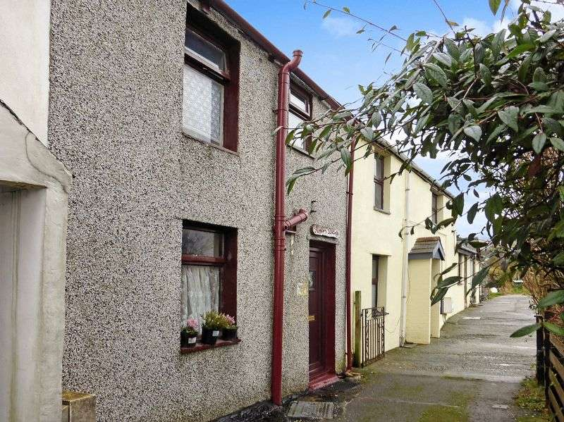 1 Bedroom Terraced House for sale in Llanllechid