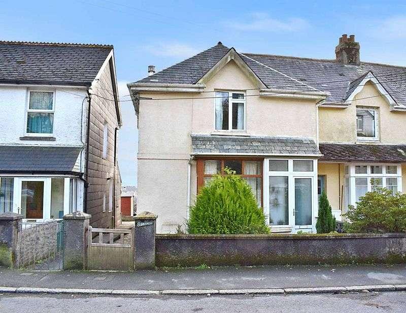 3 Bedrooms Terraced House for sale in Old Road, Liskeard