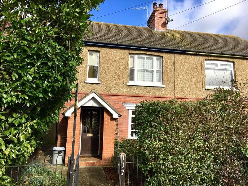 3 Bedrooms Semi Detached House for sale in Lagham Road, South Godstone, Godstone, Surrey, RH9