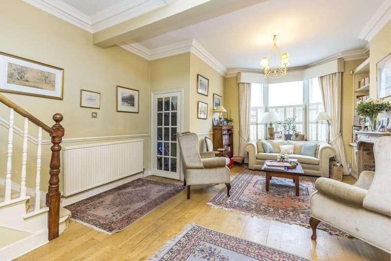 5 Bedrooms Terraced House for sale in Hurlingham Road, Hurlingham Road, Parsons Green, Fulham, SW6