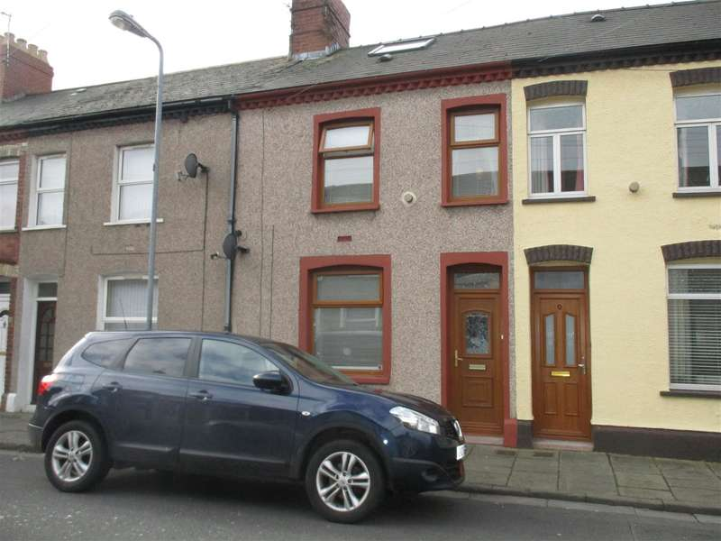 2 Bedrooms Property for sale in Tynant Street, Grangetown, Cardiff