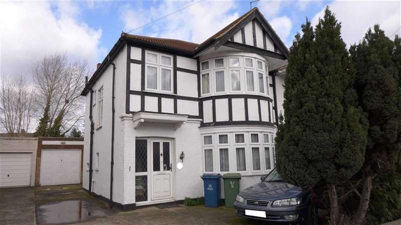3 Bedrooms Property for sale in Christchurch Avenue, Harrow, Middlesex