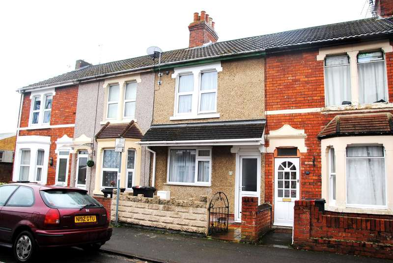 2 Bedrooms Property for sale in Portsmouth Street, Swindon