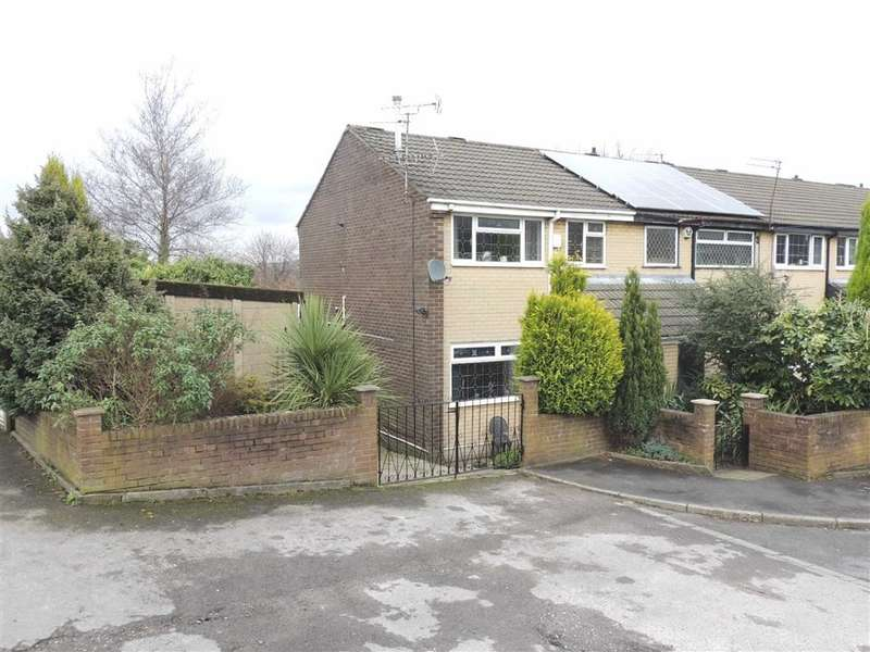 3 Bedrooms Property for sale in Holly Grove, STALYBRIDGE