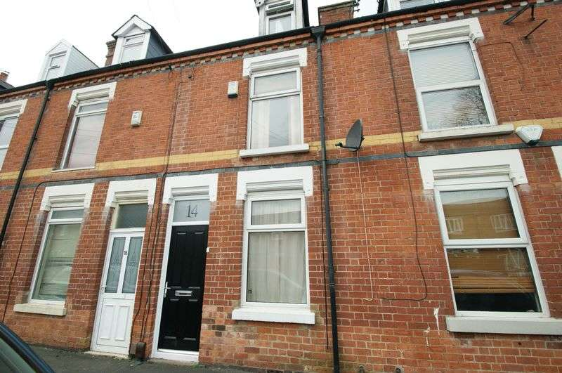 3 Bedrooms Terraced House for sale in Lamcote Grove, The Meadows