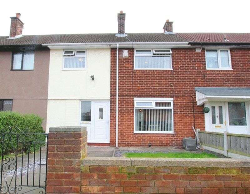 3 Bedrooms Terraced House for sale in Abberley Road, Hunts Cross, Liverpool, L25