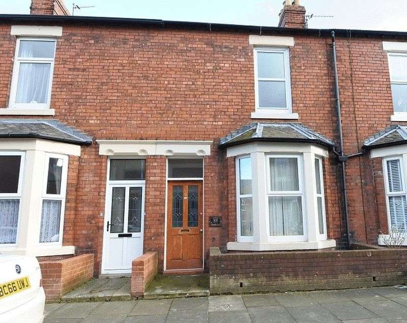 3 Bedrooms Terraced House for sale in Short Street, Carlisle
