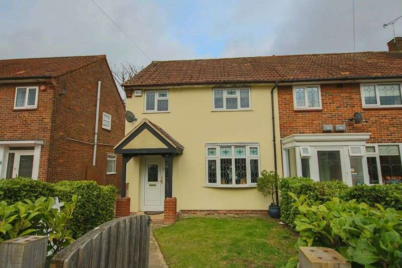 3 Bedrooms Terraced House for sale in Willingale Road, Loughton IG10
