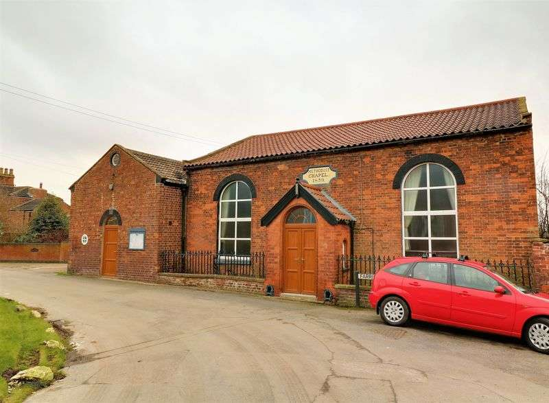 2 Bedrooms House for sale in Methodist Church, Farishers Lane, South Ferriby