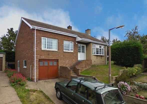 3 Bedrooms Detached Bungalow for sale in Beech Close, Barnsley, South Yorkshire, S73 0PD