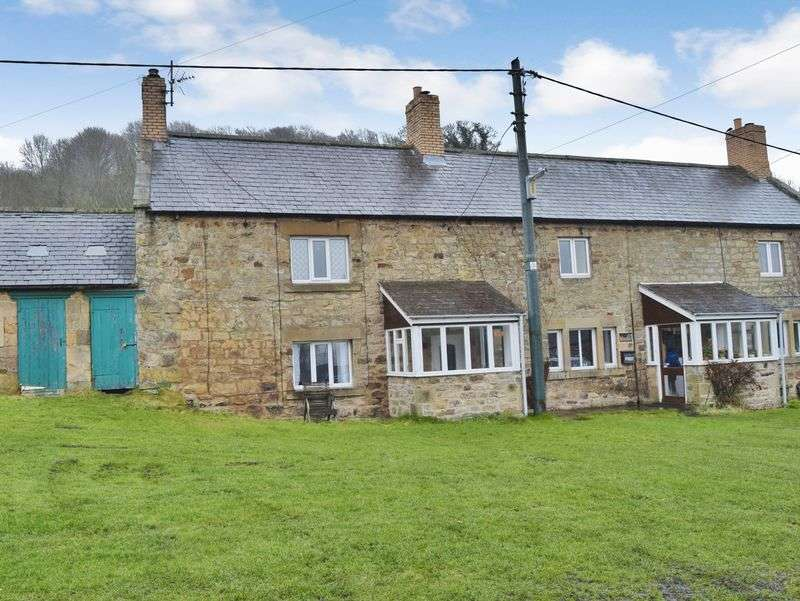 1 Bedroom Semi Detached House for sale in The Green, Wall