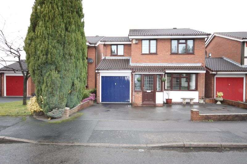 4 Bedrooms Detached House for sale in Woodrush Heath, Telford