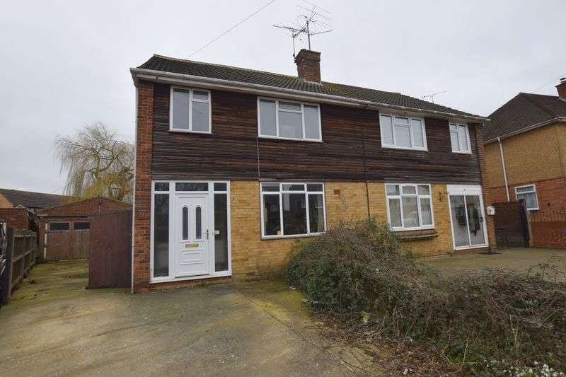 3 Bedrooms Semi Detached House for sale in Gowers Field, Aylesbury