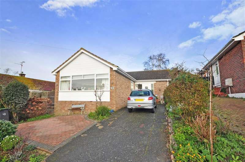 3 Bedrooms Detached Bungalow for sale in Woodrow Chase, Herne Bay, Kent