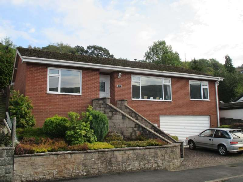 3 Bedrooms Detached Bungalow for sale in 135 WATLING STREET SOUTH, CHURCH STRETTON SY6 7BJ