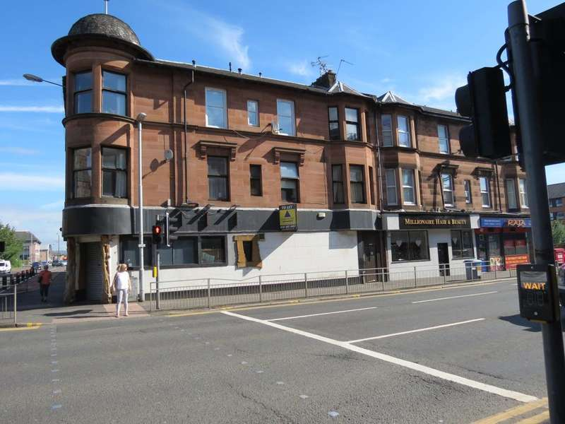 1 Bedroom Flat for sale in Old Sneddon Street, Paisley PA3