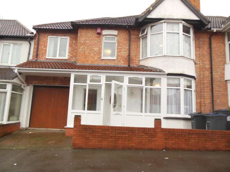 5 Bedrooms Terraced House for sale in Eileen Road, Sparkbrook, Birmingham B11