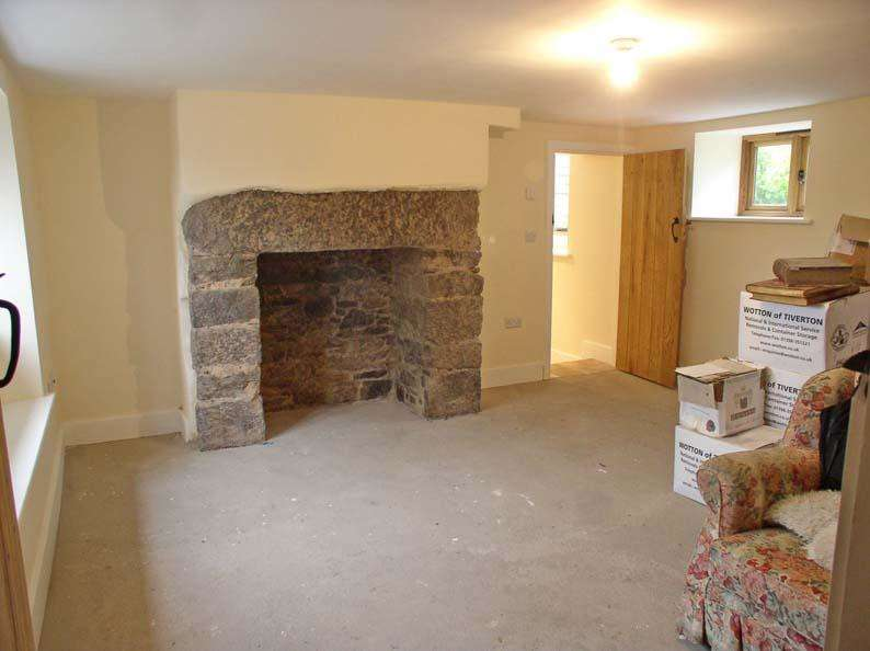 4 Bedrooms Detached House for sale in Higher Dunstone, Widecombe TQ13