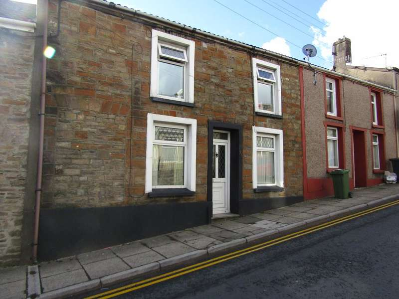 2 Bedrooms Terraced House for sale in Monk Street, ABERDARE CF44