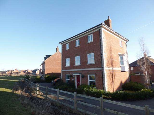 5 Bedrooms Detached House for sale in BOULTER ROAD, PICKET TWENTY, ANDOVER SP11