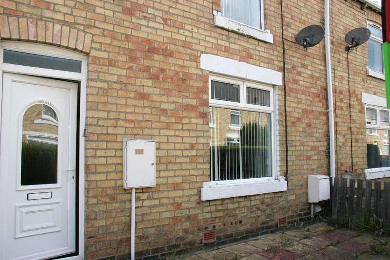 3 Bedrooms Terraced House for rent in Katherine Street, Ashington, NE63 9DW
