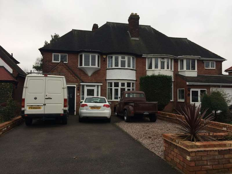 3 Bedrooms Semi Detached House for sale in Chester Road, Castle Bromwich, Birmingham B36