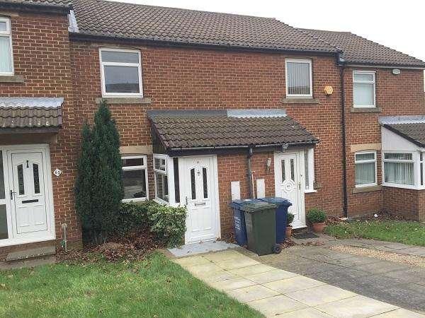 2 Bedrooms Terraced House for sale in Harbottle Court, Byker, Newcastle upon Tyne NE6
