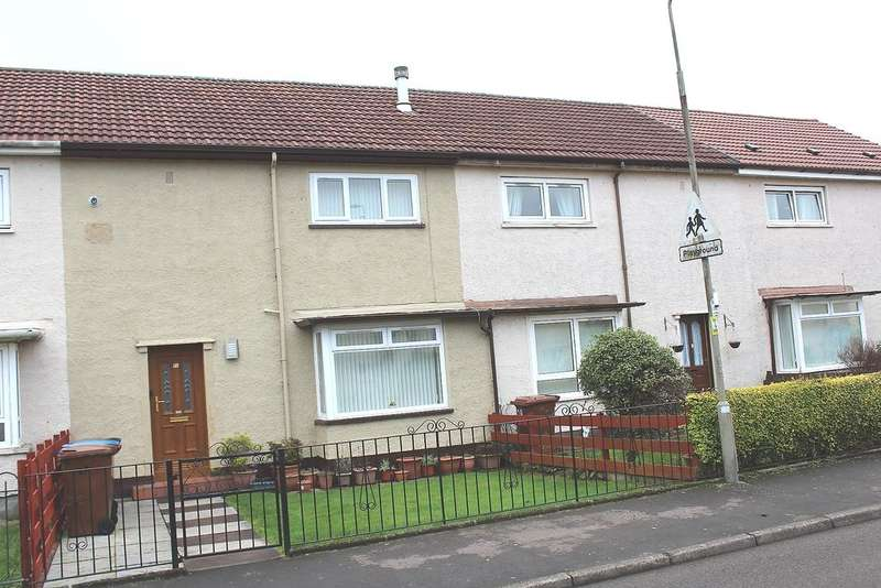 3 Bedrooms Terraced House for sale in NAPIERSTON ROAD, BONHILL, ALEXANDRIA G83