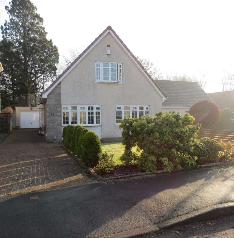 3 Bedrooms Detached House for sale in Acacia Drive, Paisley PA2