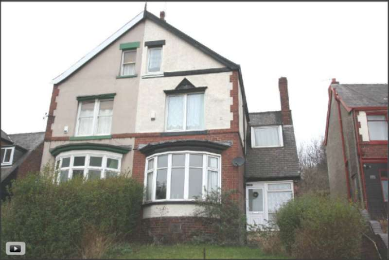 3 Bedrooms Semi Detached House for sale in Horndean Road, Firth Park S35