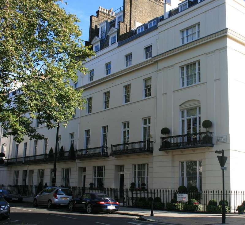 5 Bedrooms Town House for sale in Chester Square, Belgravia, London SW1W