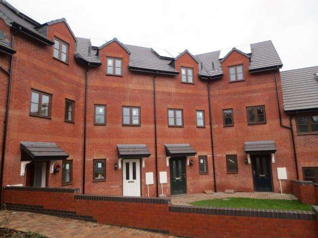 4 Bedrooms Terraced House for sale in Padbrook Mews, Cullompton EX15