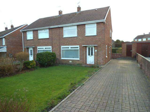 3 Bedrooms Semi Detached House for sale in Heol y Frenhines, Bridgend CF31