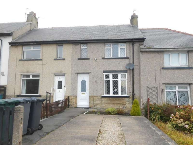 2 Bedrooms Terraced House for sale in Ogden Lane, Denholme BD13