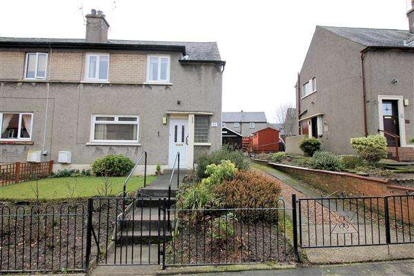 3 Bedrooms Semi-detached Villa House for sale in Clark Street, Stirling