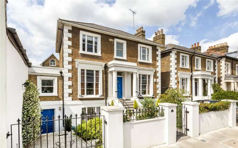 5 Bedrooms Property for sale in Devonport Road, Shepherd's Bush