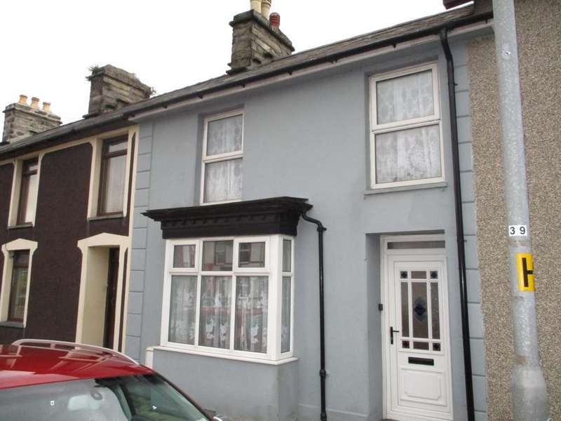3 Bedrooms Terraced House for sale in 3 Church Street, Penrhyndeudraeth LL48