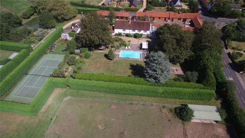 7 Bedrooms Country House Character Property for sale in Honington, Bury St Edmunds, Suffolk, IP31