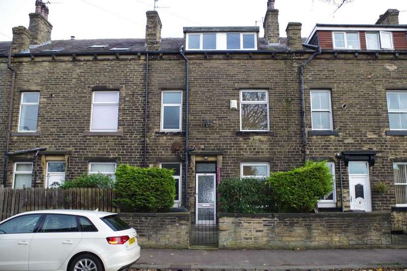 2 Bedrooms Terraced House for sale in Claremount Road, Claremount, Halifax HX3