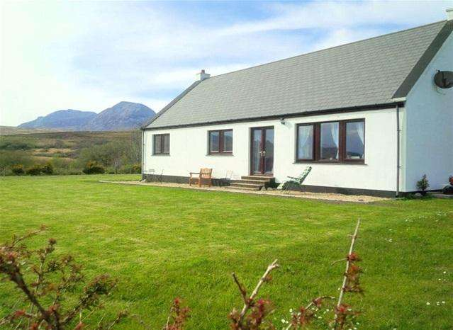 4 Bedrooms Detached Bungalow for sale in Oran na Mara, Knockrome, Isle of Jura, PA60 7XZ