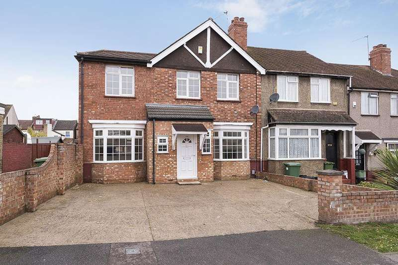 4 Bedrooms End Of Terrace House for sale in Collindale Avenue Erith, Kent