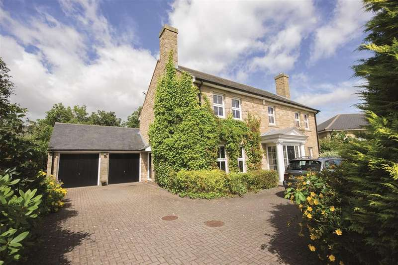 4 Bedrooms Detached House for sale in 15 Linden Acres, Longhorsley, Morpeth, Northumberland NE65