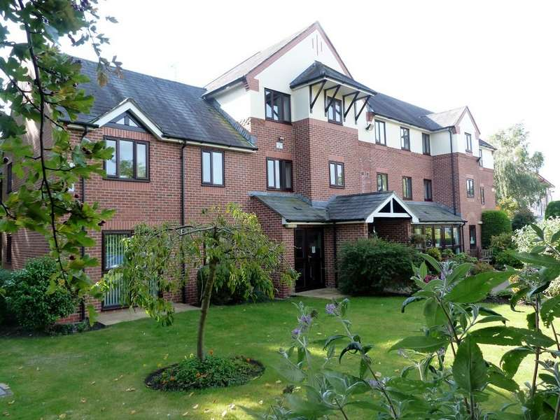 1 Bedroom Apartment Flat for sale in Cromwell Court, Nantwich Cheshire