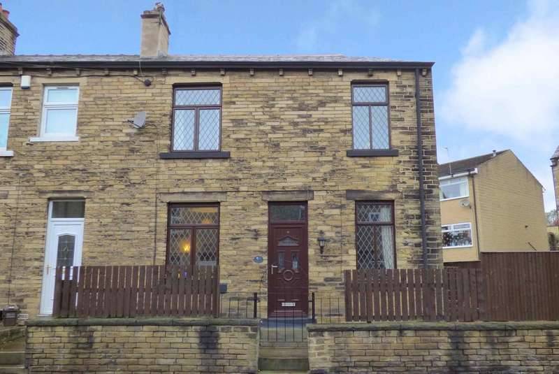 2 Bedrooms Semi Detached House for sale in Manley Street, Brighouse HD6