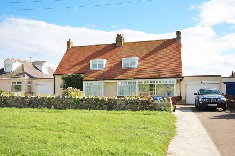 3 Bedrooms Detached House for sale in 25 Swinhoe Road, Beadnell, Chathill, Northumberland NE67