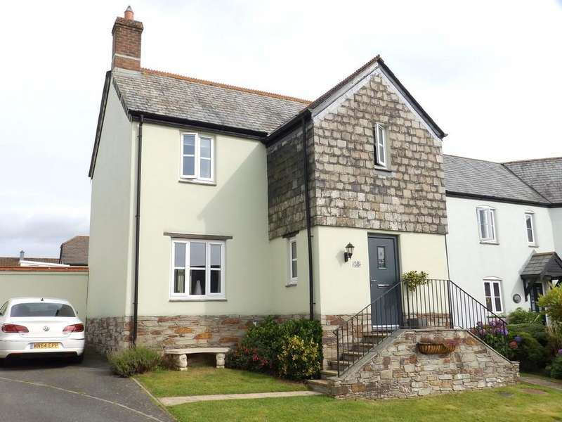 3 Bedrooms Detached House for sale in Stoke Climsland