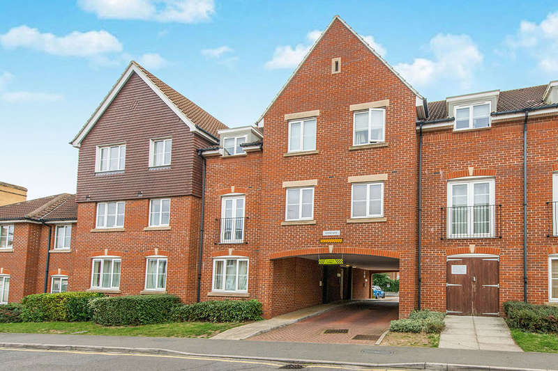 2 Bedrooms Flat for sale in Atkins Gate Orchard Street, Gillingham, ME8