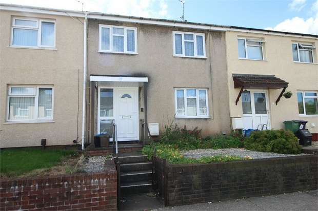 3 Bedrooms Terraced House for sale in St Arvans Road, Southville, Cwmbran