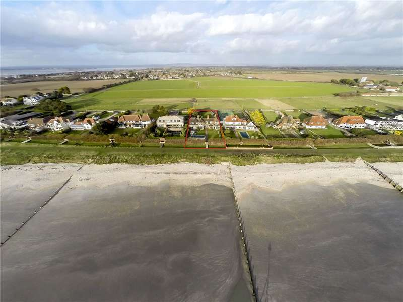 7 Bedrooms Detached House for sale in East Strand, West Wittering, Chichester, West Sussex, PO20
